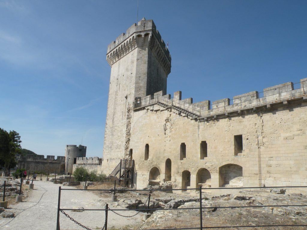 Photo du Château de Beaucaire - Beaucaire