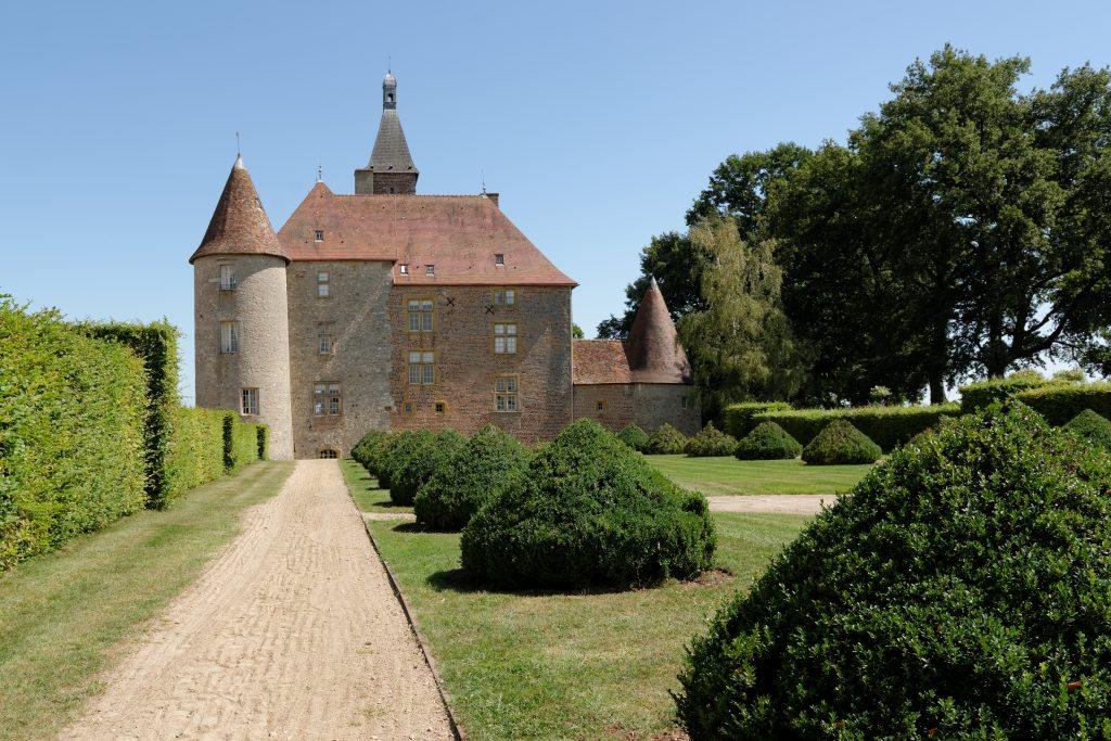 Photo du Château de Beauvoir (Saint-Pourçain-sur-Besbre) - Saint-Pourçain-sur-Besbre