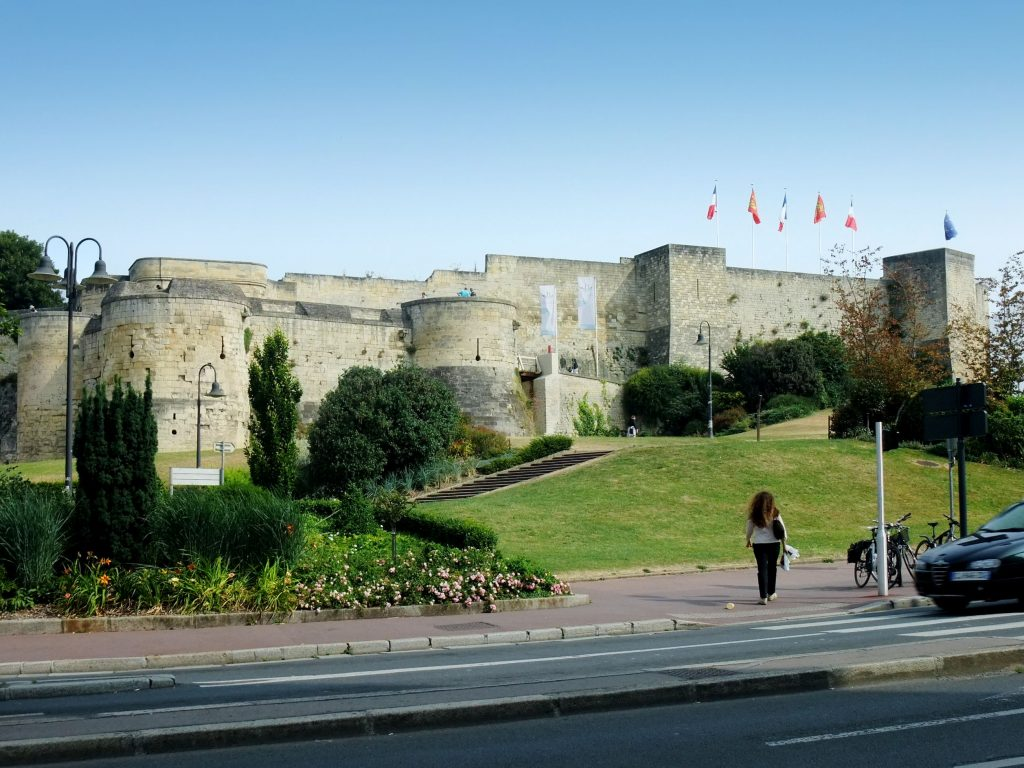Photo du Château de Caen - Caen