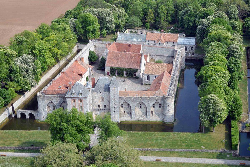 Photo du Château de Farcheville - Bouville