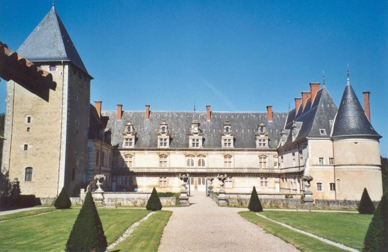 Photo du Château de Fléville - Fléville-devant-Nancy