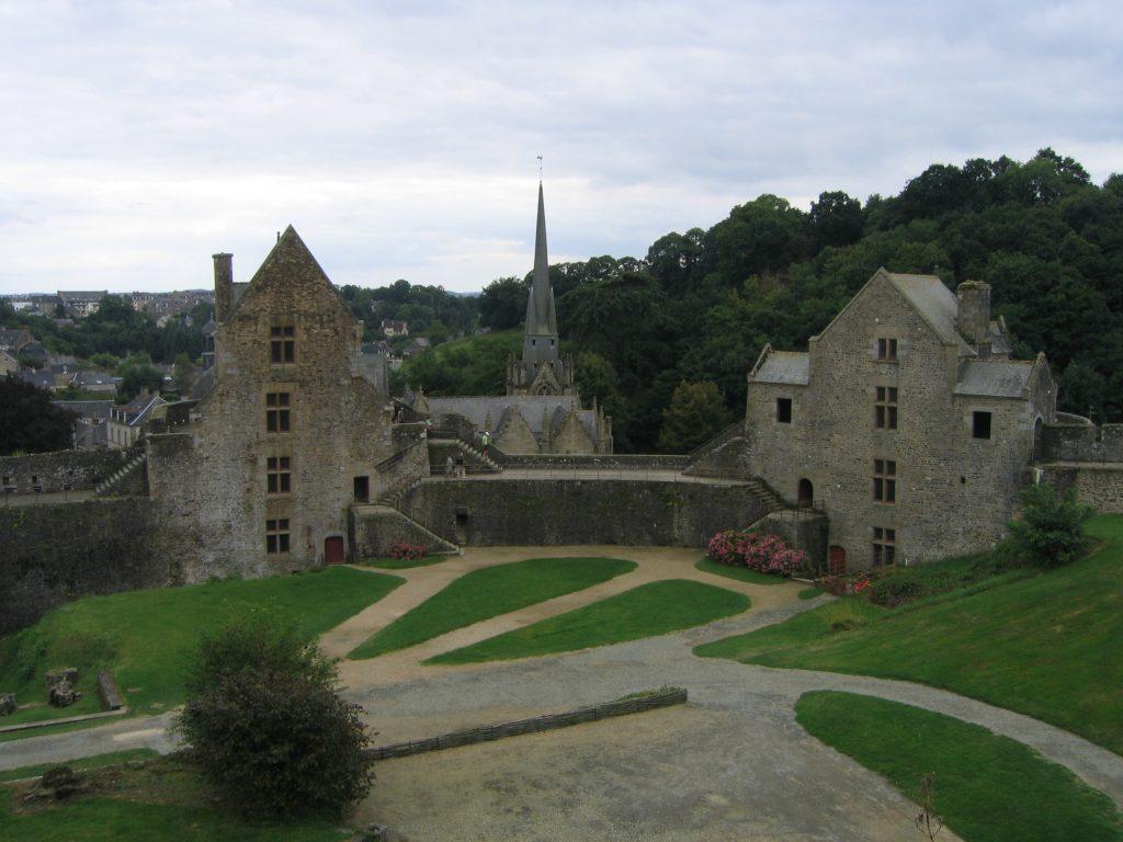 Photo du Château de Fougères - Fougères 3