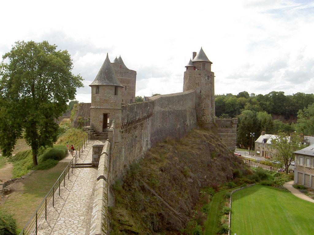 Photo du Château de Fougères - Fougères 2