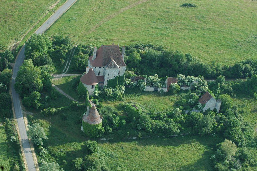 Photo du Château de Fourchaud - Besson