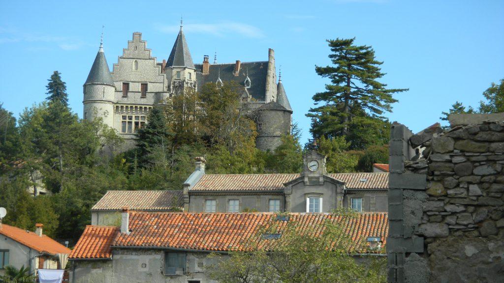 Photo du Château de Montdardier - Montdardier