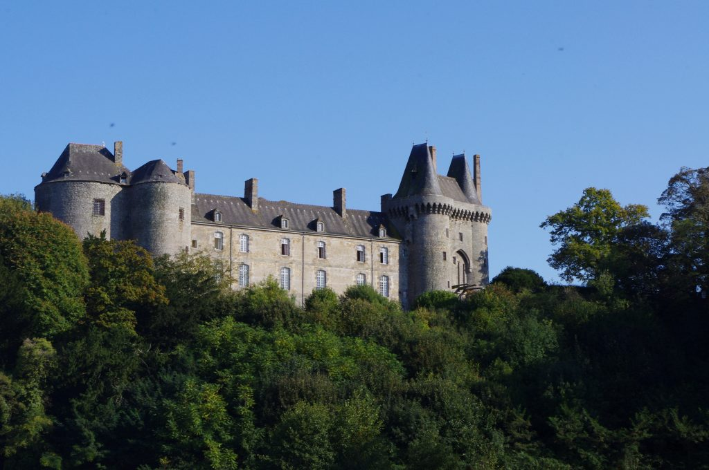 Photo du Château de Montmuran - Les Iffs