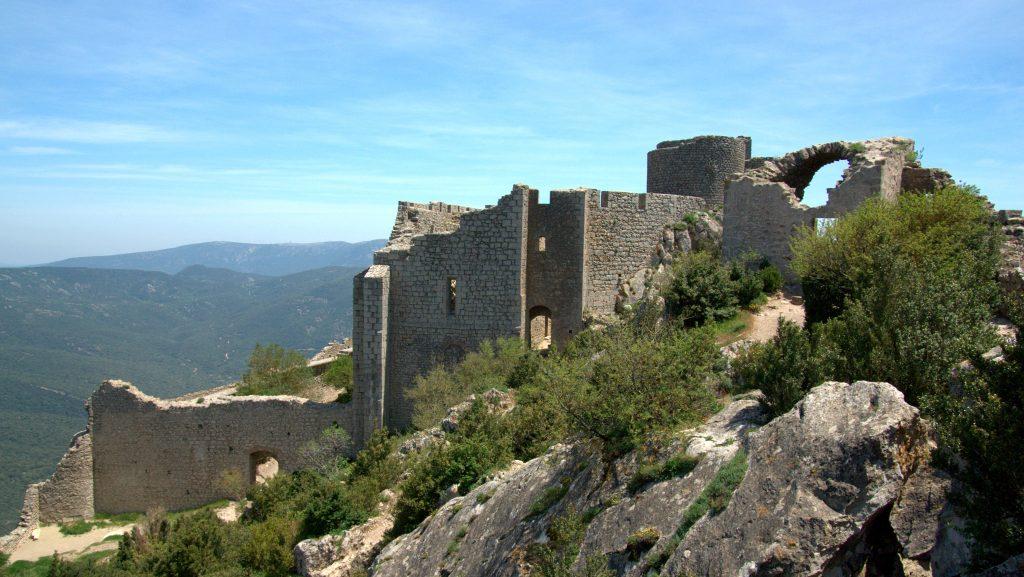 Photo du Château de Peyrepertuse - Duilhac-sous-Peyrepertuse 3