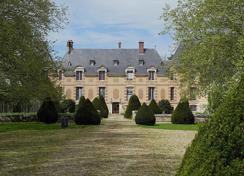 Photo du Château de Brécourt - Douains
