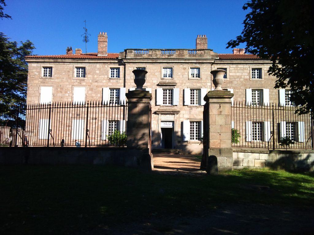 Photo du Château des Bruneaux - Firminy