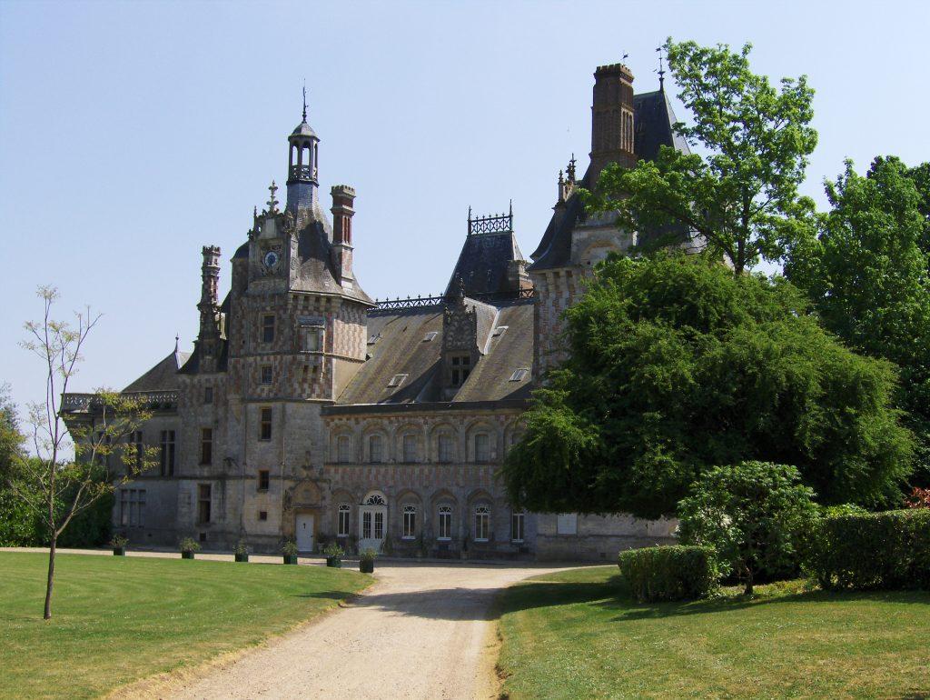 Photo du Château de Montigny-le-Gannelon - Montigny-le-Gannelon 1