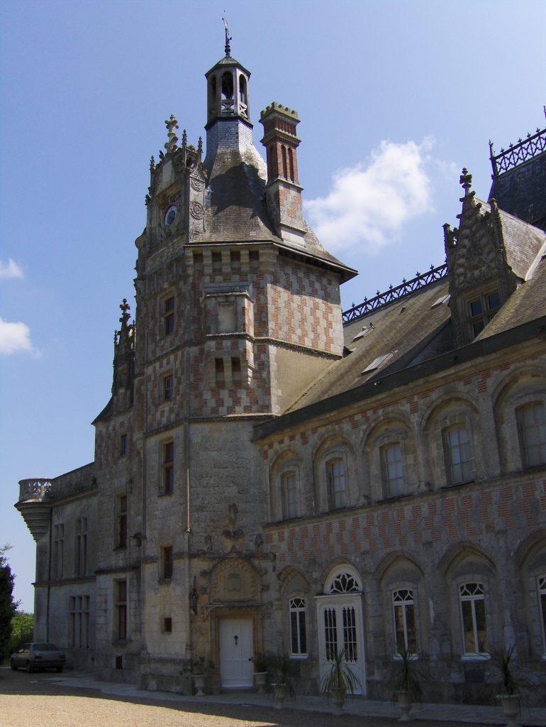 Photo du Château de Montigny-le-Gannelon - Montigny-le-Gannelon 2