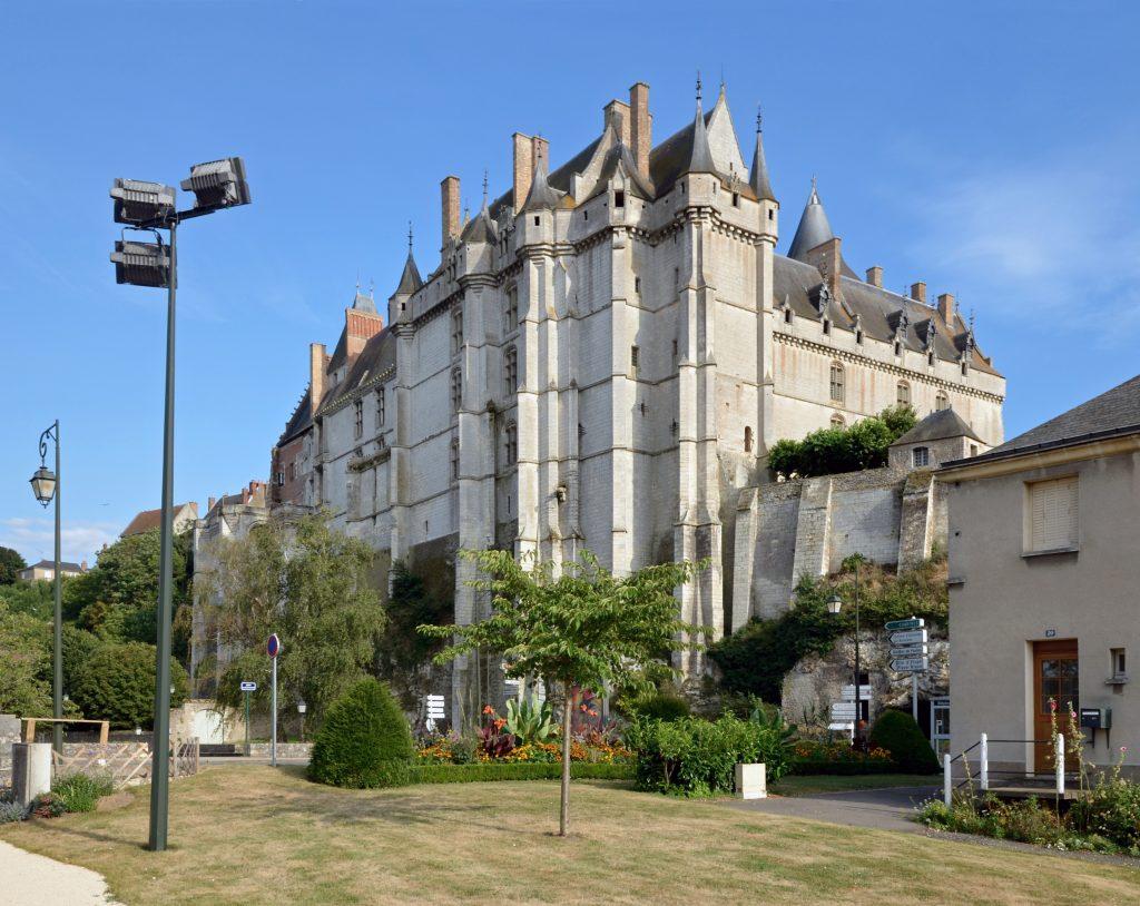 Photo du Château de Châteaudun - Châteaudun 1