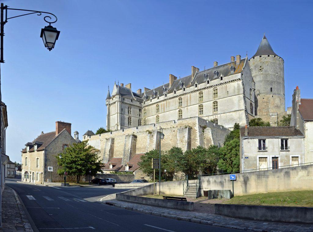 Photo du Château de Châteaudun - Châteaudun 2