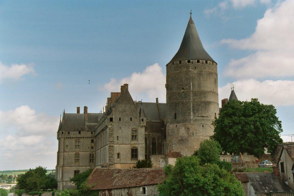 Photo du Château de Châteaudun - Châteaudun