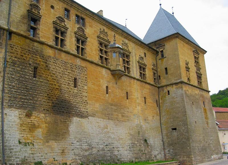 Photo du Château de Cons-la-Grandville - Cons-la-Grandville