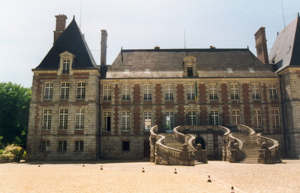 Photo du Château de Courances - Courances