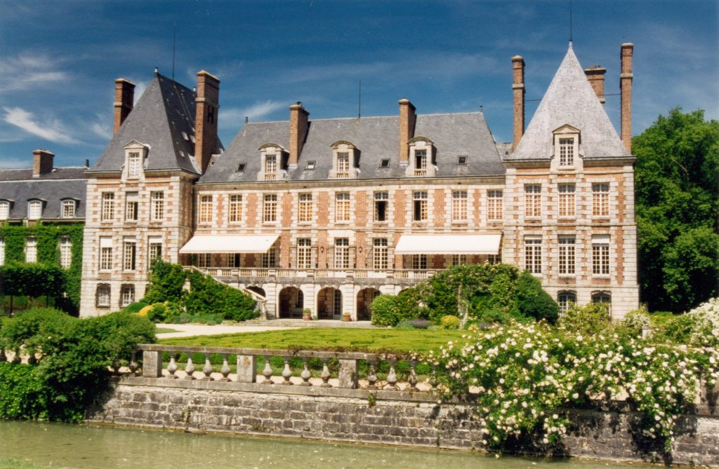 Photo du Château de Courances - Courances 1