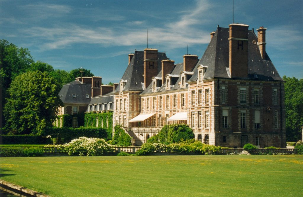 Photo du Château de Courances - Courances 2