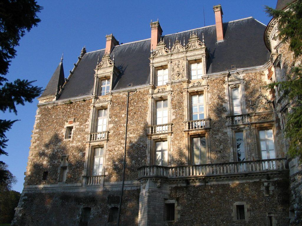 Photo du Château de Courtalain - ArrouCourtalain 1