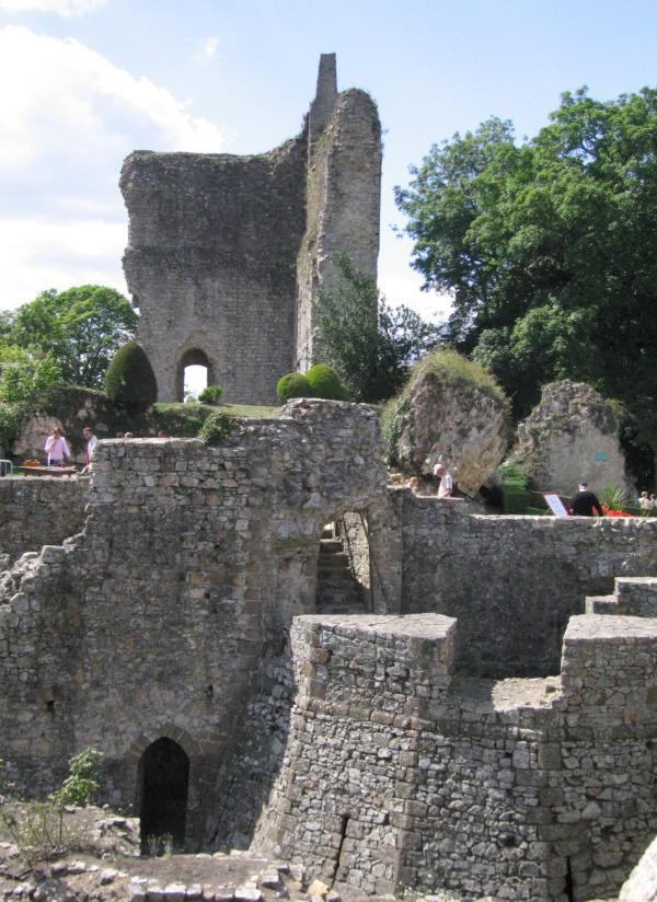 Photo du Château de Domfront - Domfront