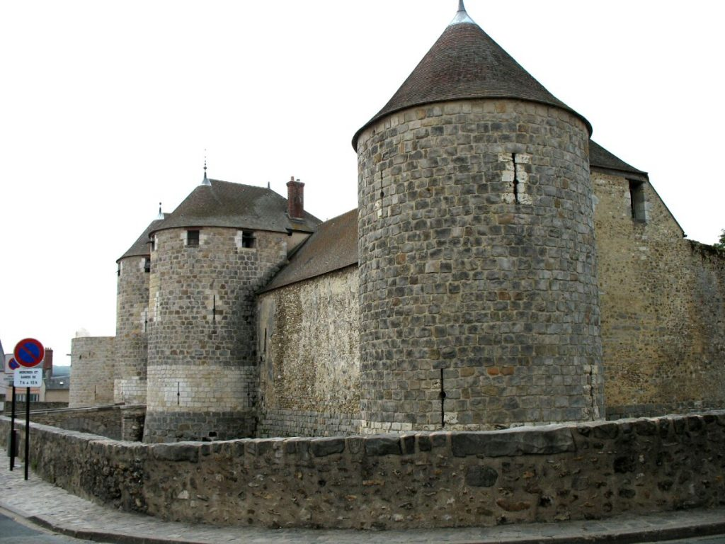 Photo du Château de Dourdan - Dourdan