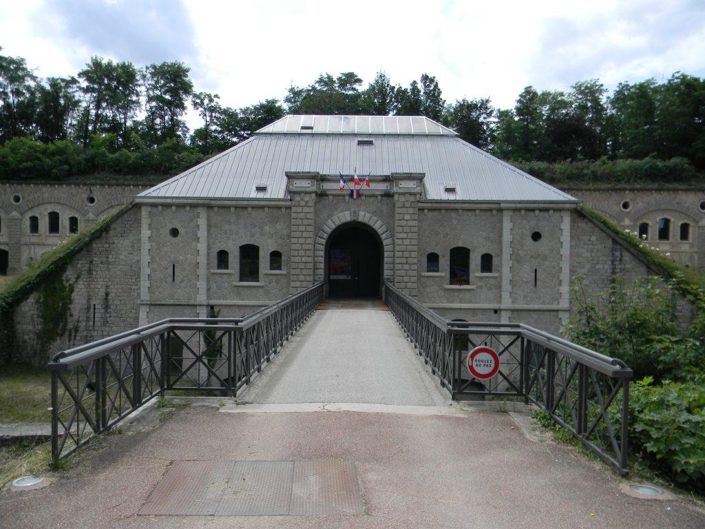 Photo du Fort du Bruissin - Francheville