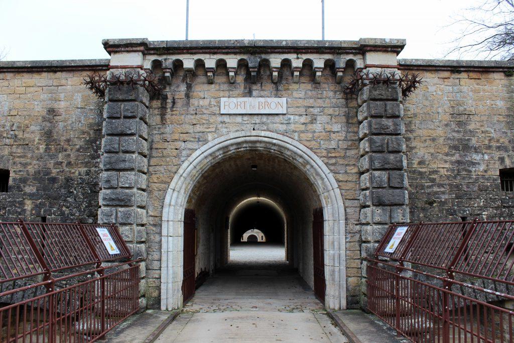 Photo du Fort de Bron - Bron