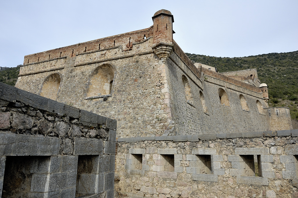 Photo du Fort Liberia - Villefranche-de-Conflent 2
