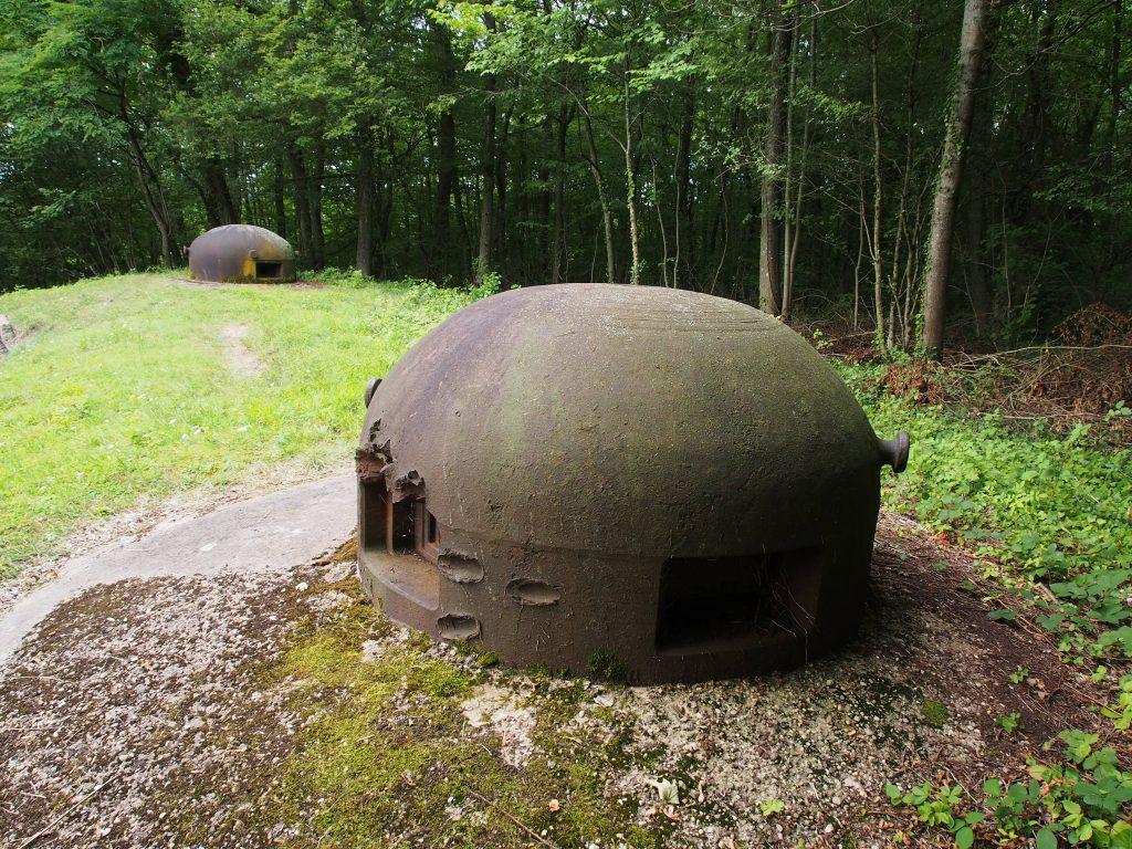 Photo du Fort de Fermont - Beuveille 2