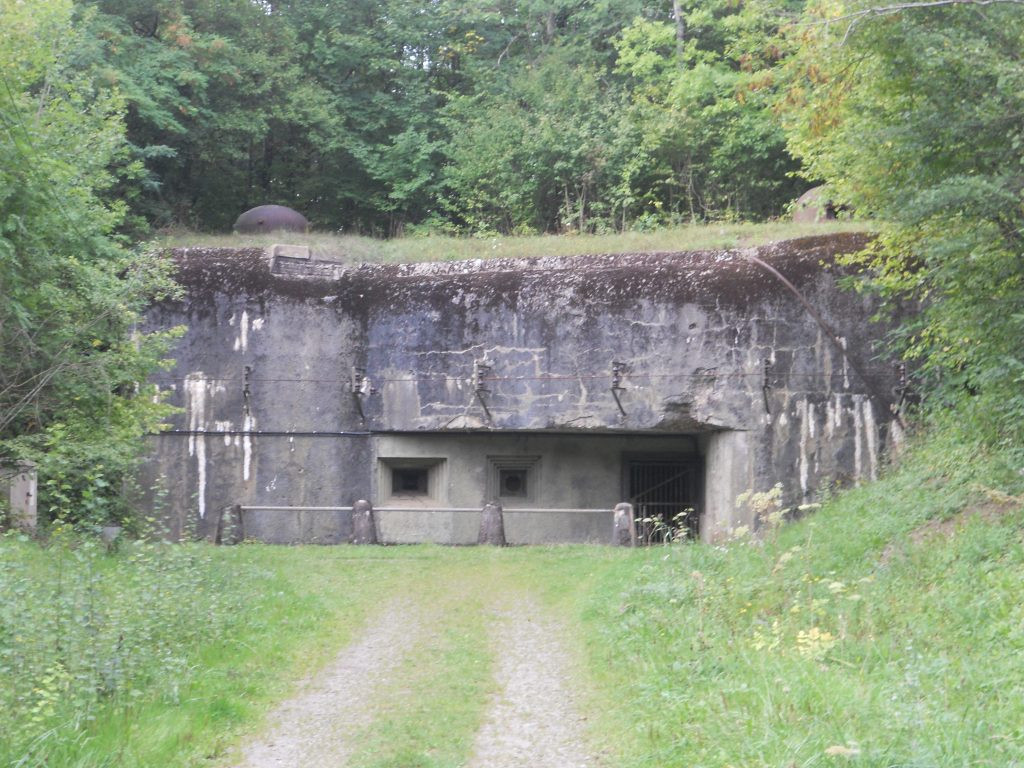 Photo du Fort de Fermont - Beuveille 1