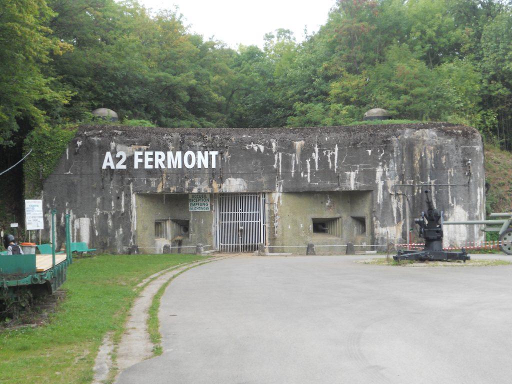 Photo du Fort de Fermont - Beuveille 3