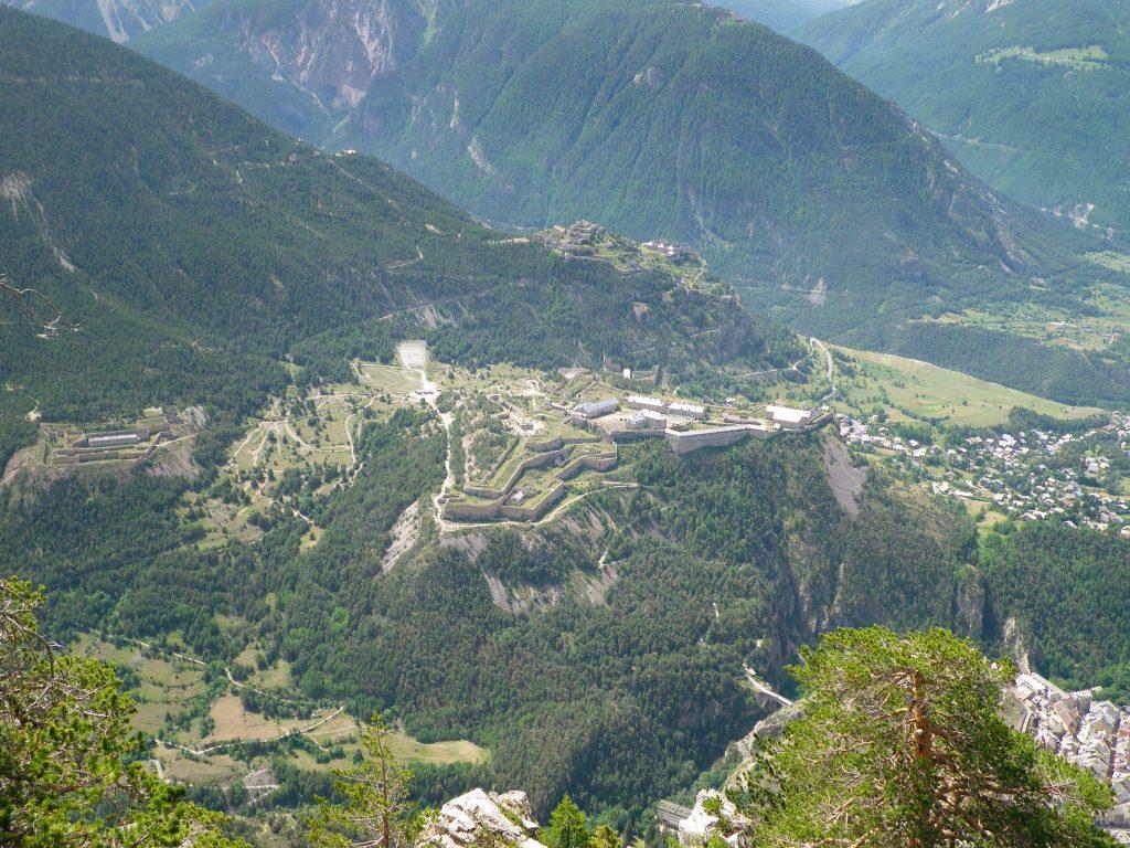 Photo du Fort des Têtes - Briançon