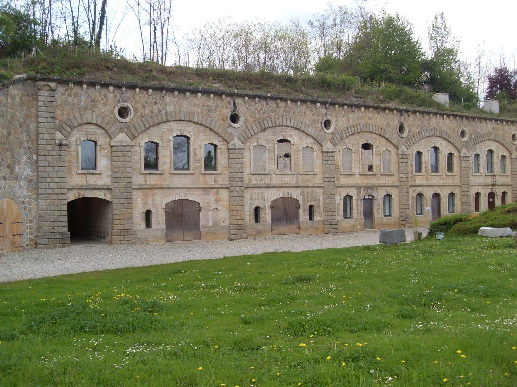 Photo du Fort du Bruissin - Francheville 3