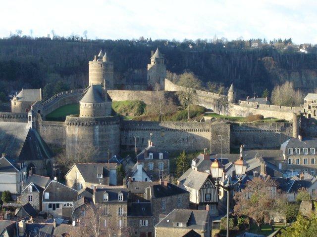 Photo du Château de Fougères - Fougères