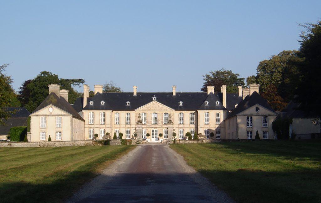 Photo du Château d'Audrieu - Audrieu