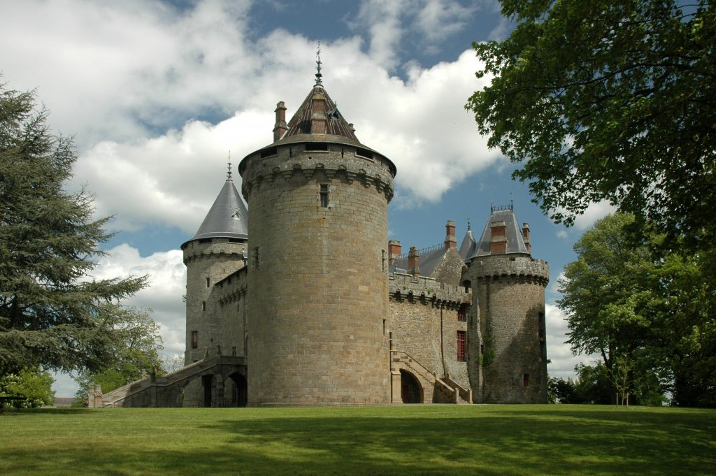 Photo du Château de Combourg - Combourg