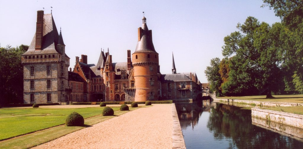 Photo du Château de Maintenon - Maintenon 3