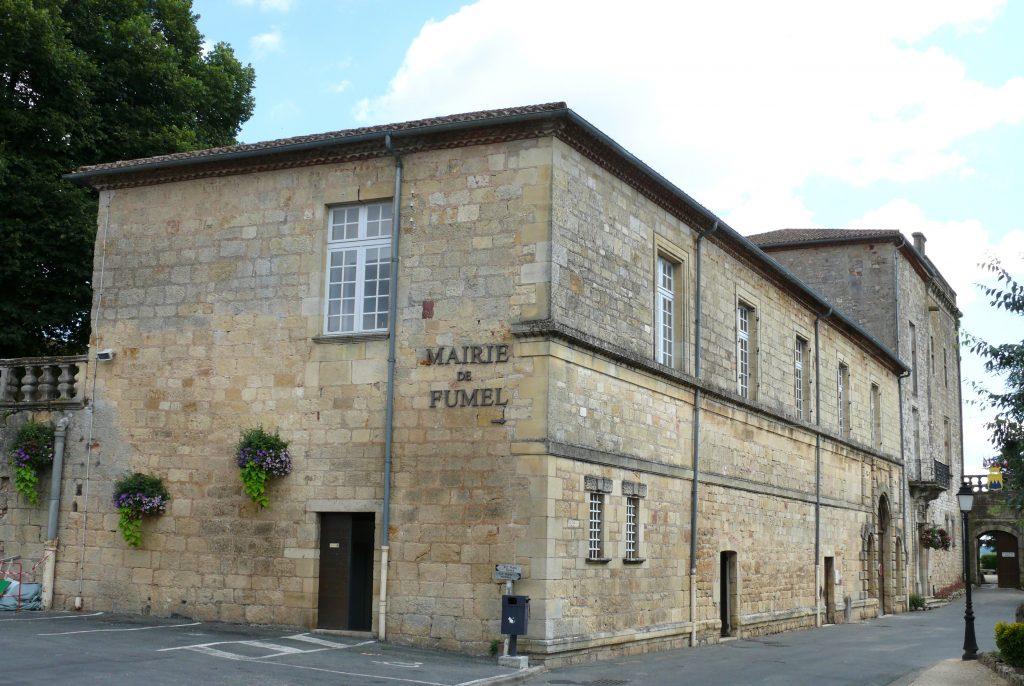 Photo du Château de Fumel - Fumel 1