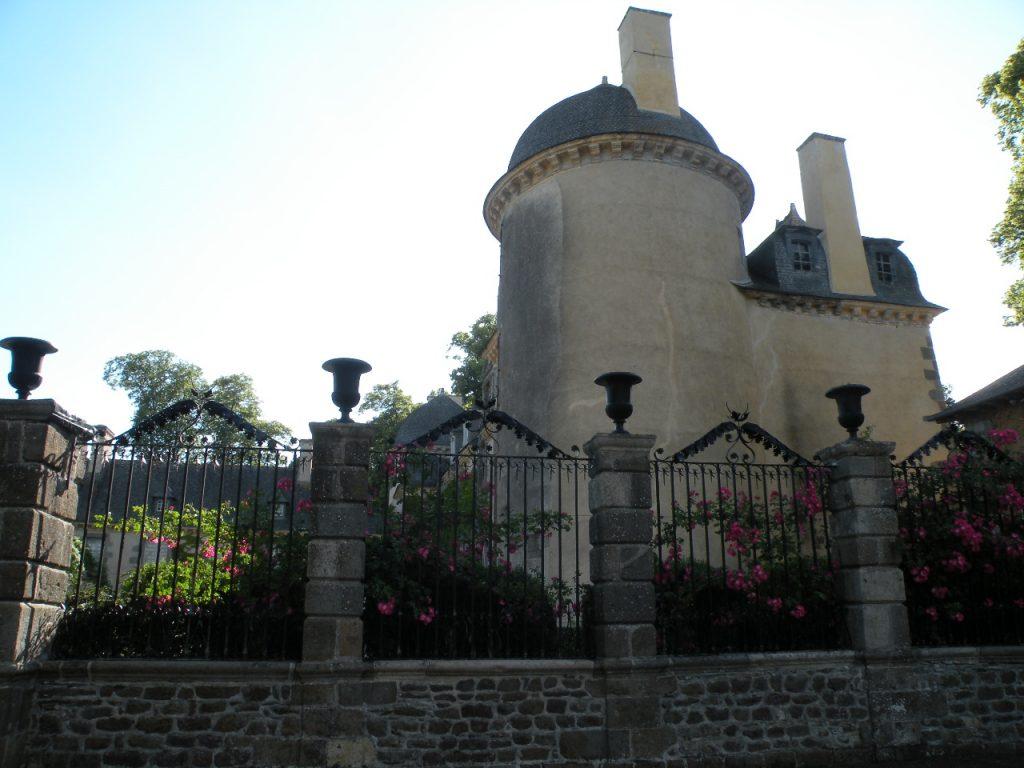 Photo du Château de Beauvais (Gévezé) - Gévezé