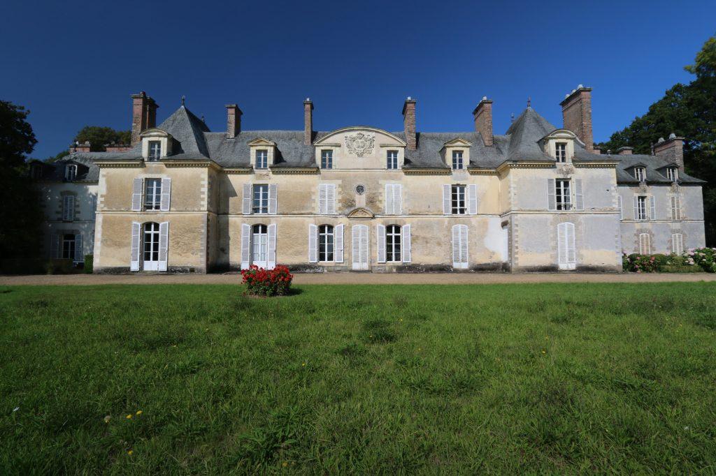 Photo du Château de Blossac - Goven