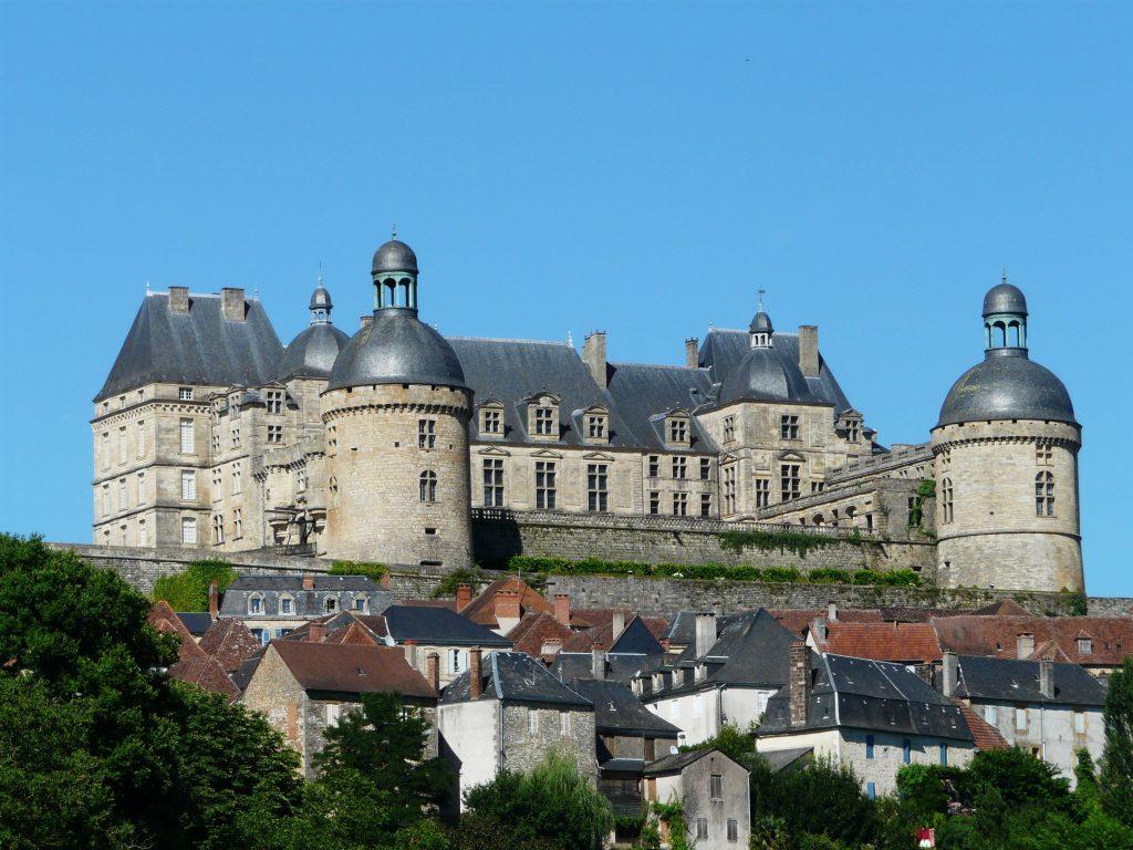 Photo du Château de Hautefort - Hautefort