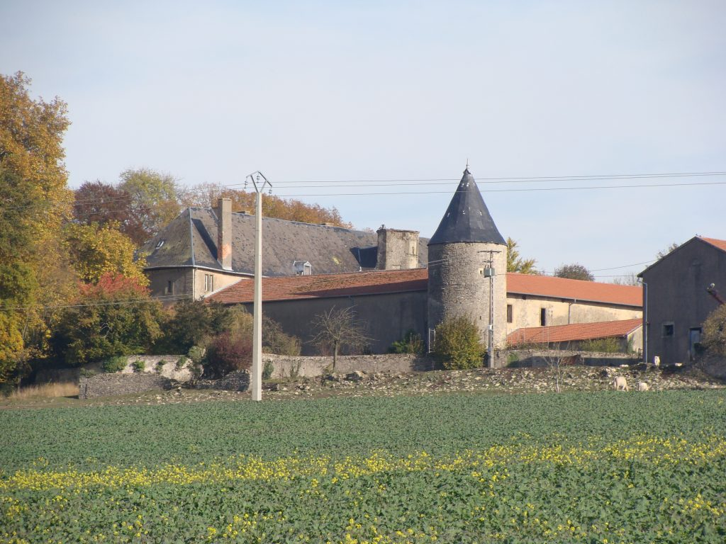 Photo du Château d'Helfedange - Guinglange