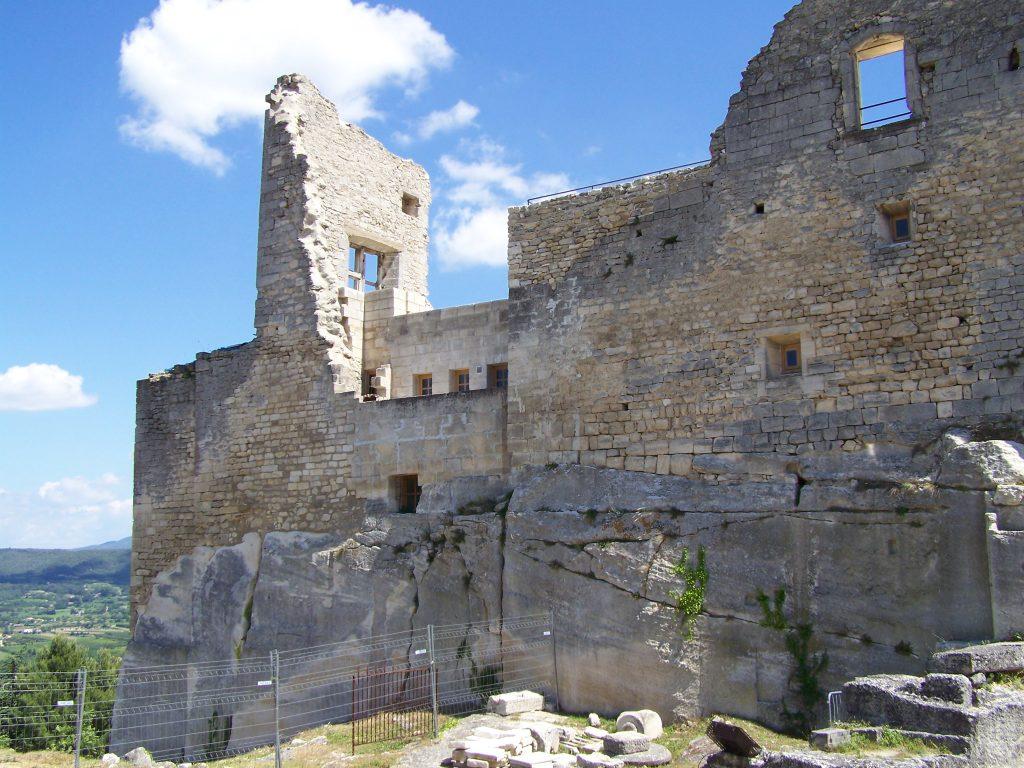 Photo du Château de Lacoste (Vaucluse) - Lacoste