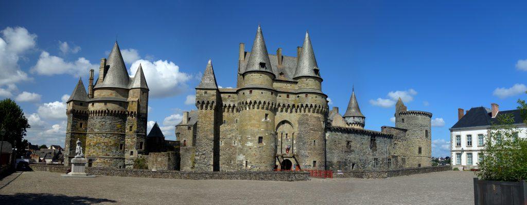 Photo du Château de Vitré - Vitré
