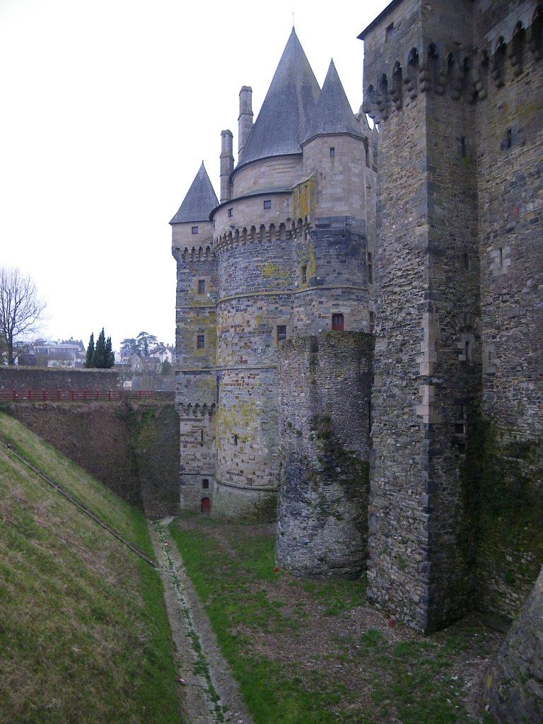 Photo du Château de Vitré - Vitré 3