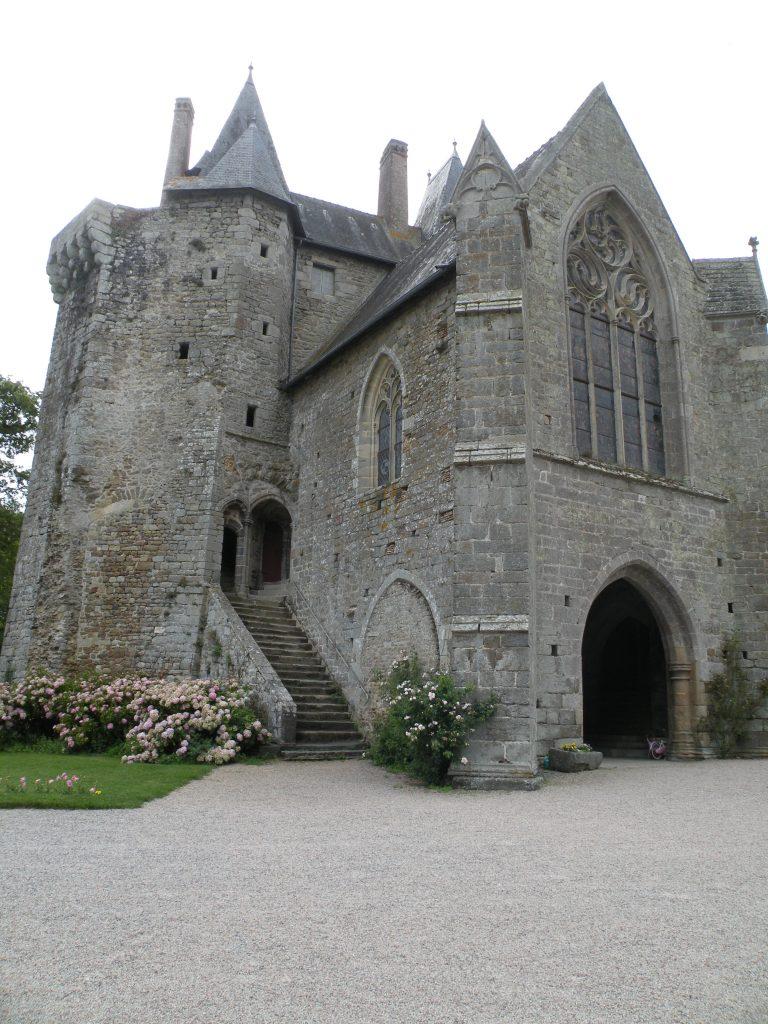 Photo du Château de Montmuran - Les Iffs 3