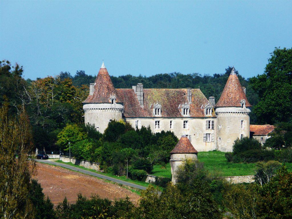 Photo du Château de Beauvais (Lussas-et-Nontronneau) - Lussas-et-Nontronneau