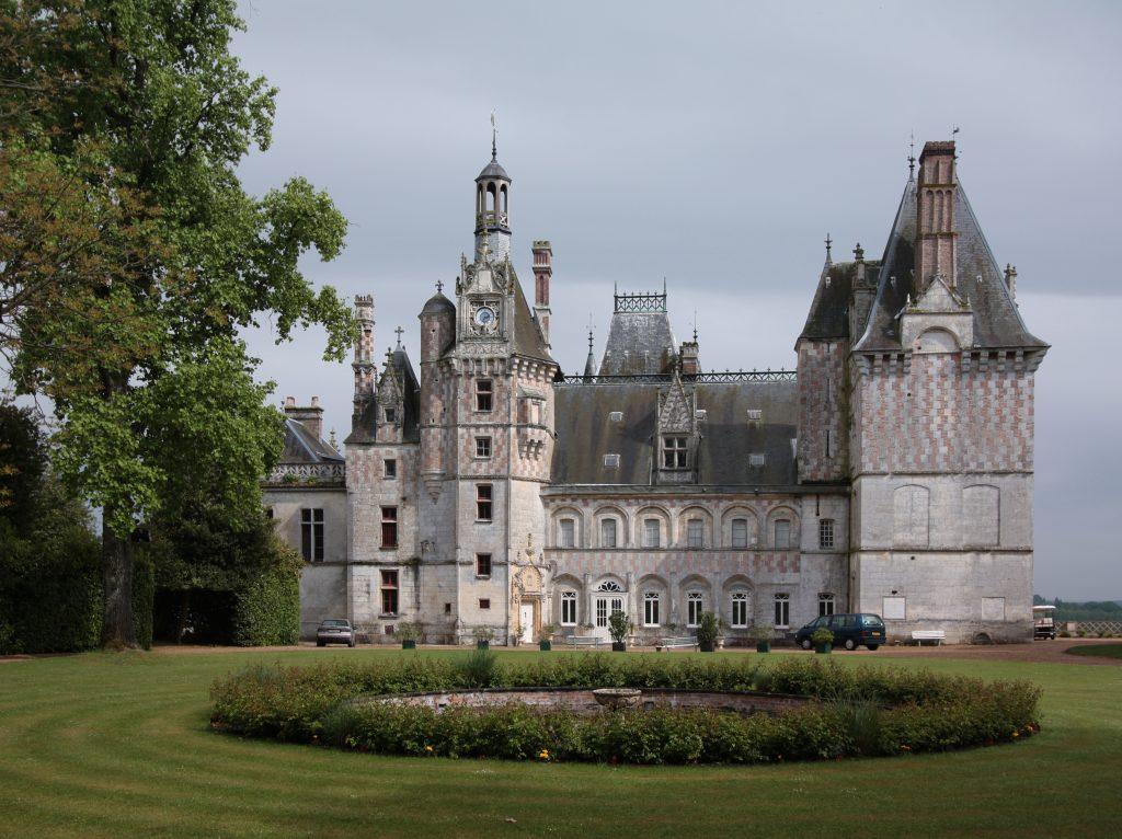 Photo du Château de Montigny-le-Gannelon - Montigny-le-Gannelon 3