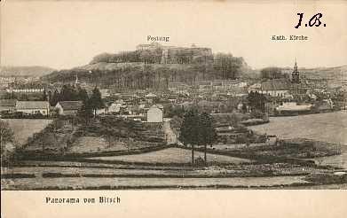 Photo du Citadelle de Bitche - Bitche