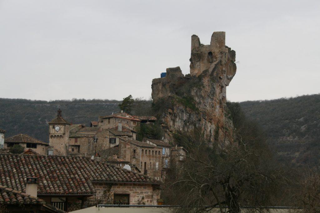 Photo du Château de Penne - Penne